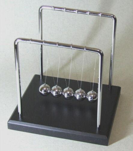 Newton /'s kugelstosspendel plaque de base balle jeu pendule