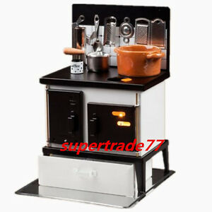 Magnificent Us Miniature Stove Cookware Tiny Kitchen Set Japan Candy Toy Cook Largest Home Design Picture Inspirations Pitcheantrous