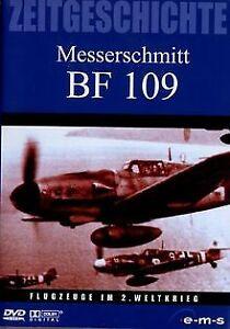 Messerschmitt-BF-109-DVD-Zustand-sehr-gut