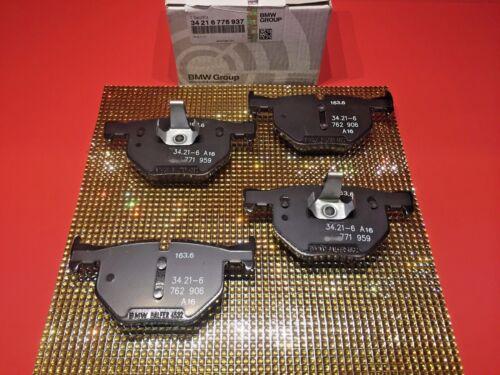 BMW 07-13 E70 X5 E71 X6 Genuine Rear Brake Pads,Pad Set 3.0si 35ix xDrive OE
