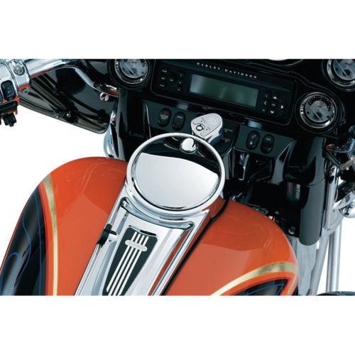 06-13 HARLEY FLHX2 Kuryakyn Push Button Fuel Door Latch