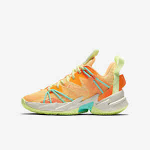 Nike-Air-Jordan-Zero-3-UK-Size-6-Women-039-s-Trainers-Running-Basketball-Shoes