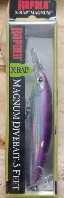 Rapala X-Rap Magnum,XRMAG-5,//10cm.-14gr.//Color:PSYC,//Magnum Divebait-5 Feet//