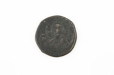 Niedrigerer Preis Mit 1078-1081 Roman Byzantinisch Ae Follis Vf Nicephorus Iii Jesus Christus Gospel S Zahlreich In Vielfalt Münzen Mittelalter