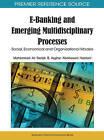 E-banking and Emerging Multidisciplinary Processes: Social, Economical and Organizational Models by Mohammad Sarlak, Asghar Hastiani (Hardback, 2011)