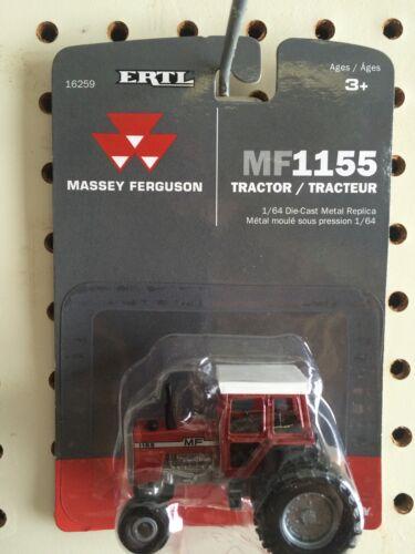 ERTL 1:64 Massey Ferguson 1155 Tractor  w// cab