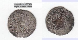 stampsdealer-Albus-1667-MF-Mainz-Johann-Philipp-von-Schoenborn-T2042