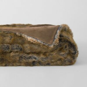 Sheridan Outlet Minelli Faux Fur Throw