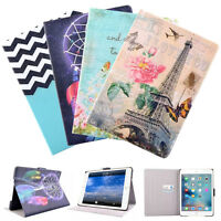 Slim Smart Magnetic PU Leather Stand Case Cover For Apple iPad Mini 2/3/4 Air 2