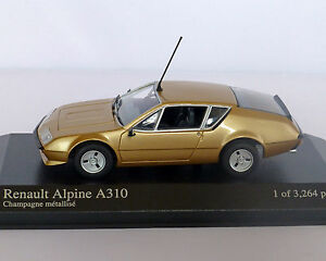 Renault-Alpine-A310-cobre-metalico-MINICHAMPS-1-43