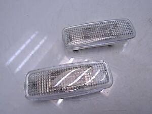 2x-AUDI-a6-4f-AVANT-Luci-Luce-Porta-Set-Set-iz71