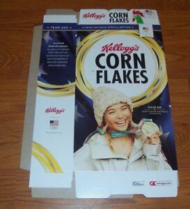 Chloe-Kim-Kellogg-s-Special-Edition-Cereal-Box-USA-Gold-Corn-flakes-Olympics