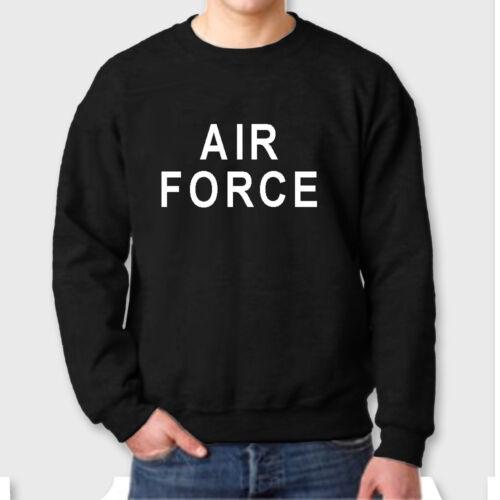 AIR FORCE athletic Training T-shirt US Military Crew Neck Sweatshirt
