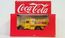 COCA COLA Lledo Days Gone Chicago Transit Double Decker Bus Original Box