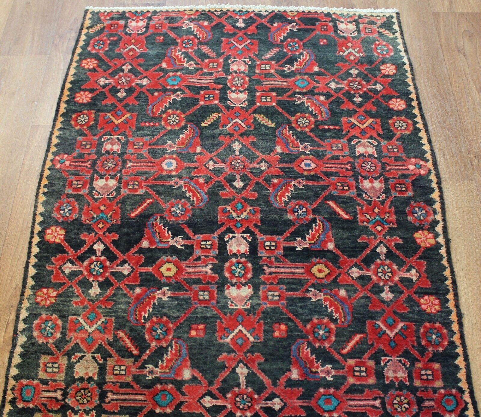 Traditional Vintage Wool 230cmX 85cm 85cm 85cm Oriental Rug Handmade Carpet Rugs 94103a