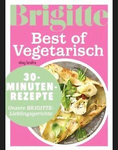 Details Zu Brigitte 2019 Extra Best Of Vegetarisch Heft 5 Zeitschrift Magazin Rezepte Koche