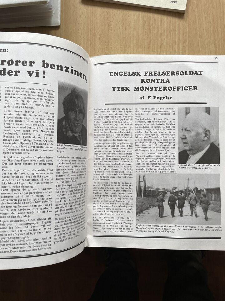 Lokalhistorie i Skørping kommune., emne: historie og
