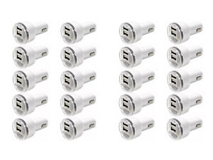 Lot-2-USB-Port-Car-Charger-Adapter-2-1A-For-iPhone-LG-HTC-Samsung-All-Phone