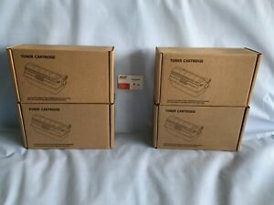 4 pc TK-3102 Kyocera Mita 1T02MSOUSO BLACK Toner FS-2100 M3040i M3540i FS-2100DN