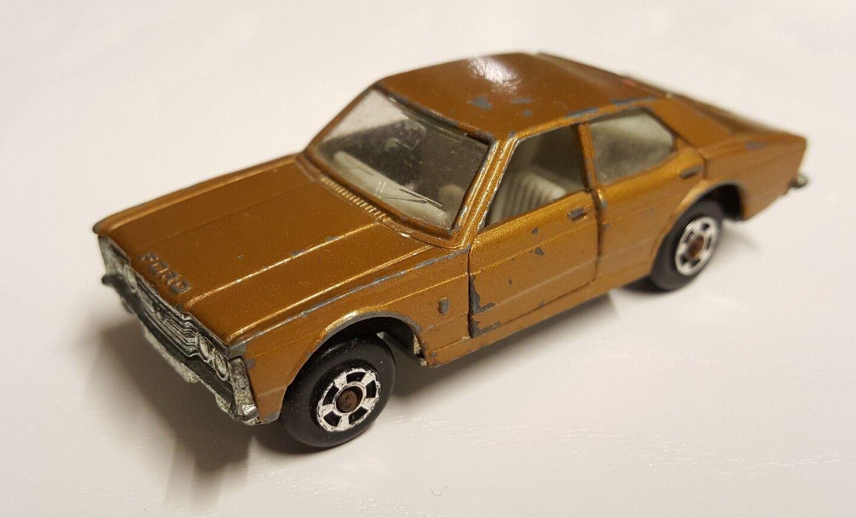 Polistil Made in  1970 rj21 RJ 21 Ford Cortina GT 1 60 1 64