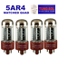 thumbnail 2 - Tung-Sol 5AR4 / GZ34 New Production Rectifier Vacuum Tube Matched Quad