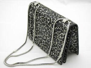 3-1-PHILLIP-LIM-034-Soleil-034-Mini-Chain-Shoulder-Bag-Black-Cream-Leather-BNWT