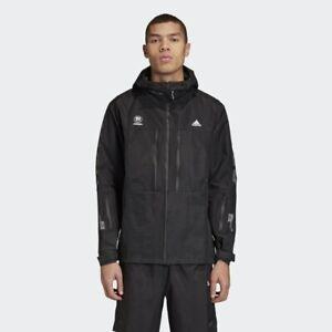 adidas-x-NEIGHBORHOOD-NBHD-Jacket-Size-S-Black-RRP-350-Run-City-Pack-RARE
