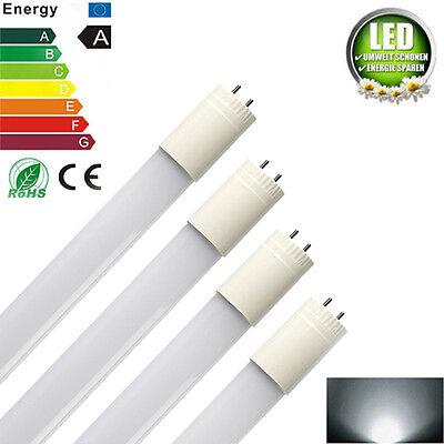4X-100X 18W T8 LED Tube Lamp Bulb 4ft White Light 120CM SMD LED AC85-250V 6500K