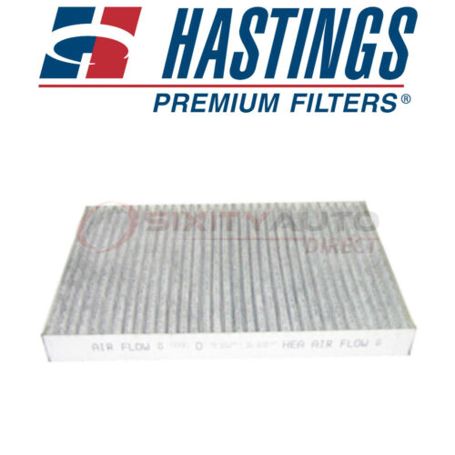 Hastings Cabin Air Filter for 2001-2005 Audi Allroad Quattro 2.7L 4.2L V6 V8 yw