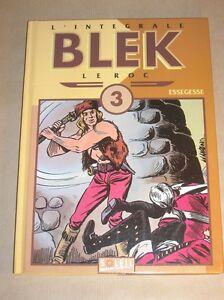 BD-INTEGRALE-BLEK-LE-ROC-N-3-EDITION-ORIGINALE-05-94-TRES-BON-ETAT