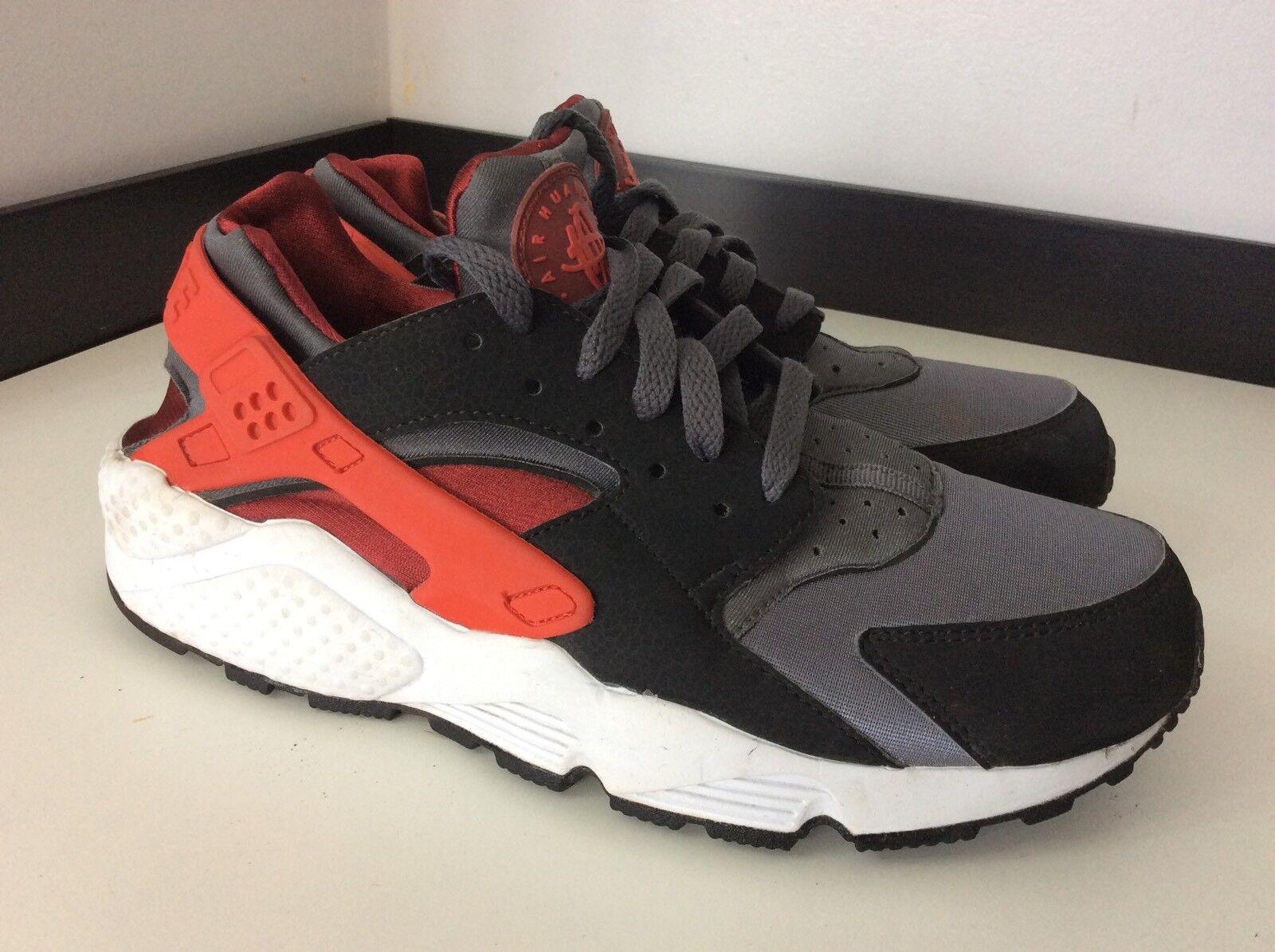 Nike Huarache Para hombre tenis, Reino Unido 7 Eu41, buena Zapatillas de deporte, en muy buena Eu41, condición 5b7f17