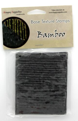 Asian Floor Docks Walls Mold Base Texture Stamp Happy Seppuku HSTS015 Bamboo
