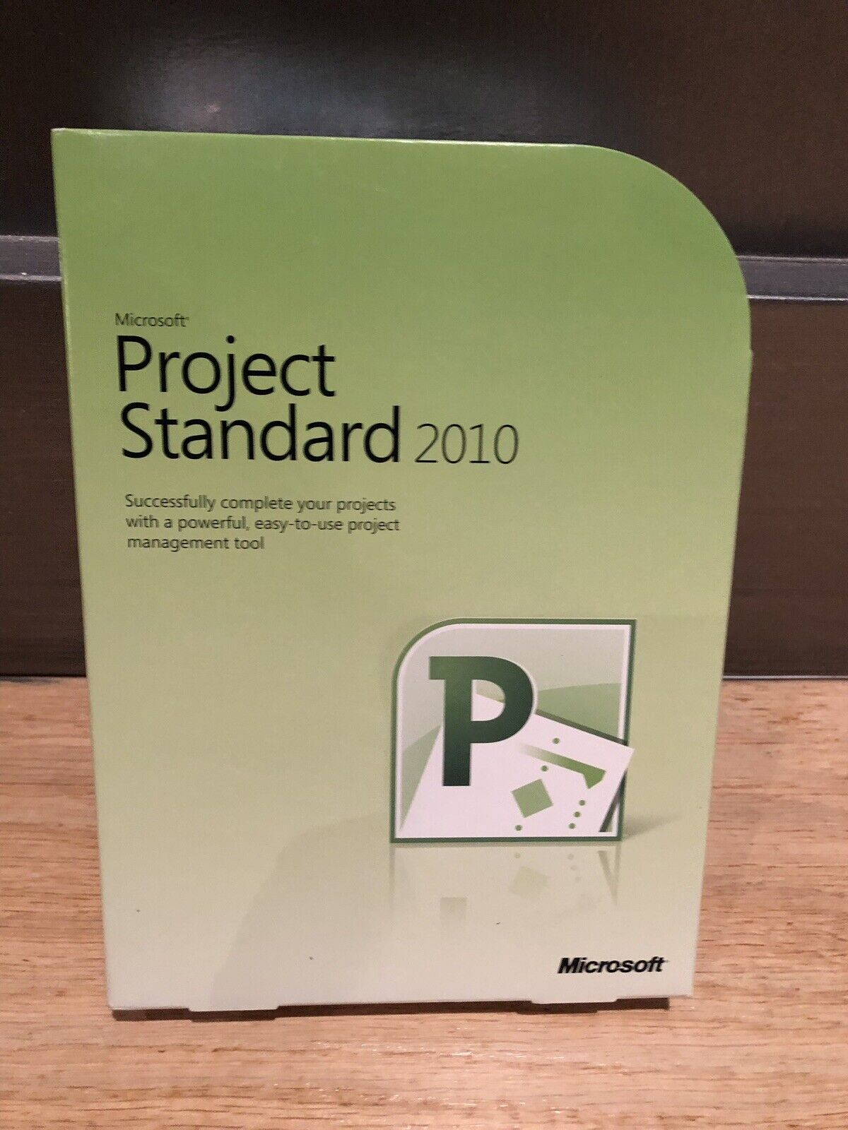 Ms Office Project Standard 2010 For Sale