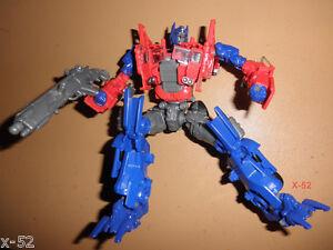 Transformers Movie Autobot Optimus Prime Figurine articulée Jouet de 7,5 pouces de hauteur