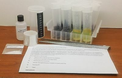 Tissue Culture Seed Starter Kit for Valuable At Risk Seeds Microclone 215