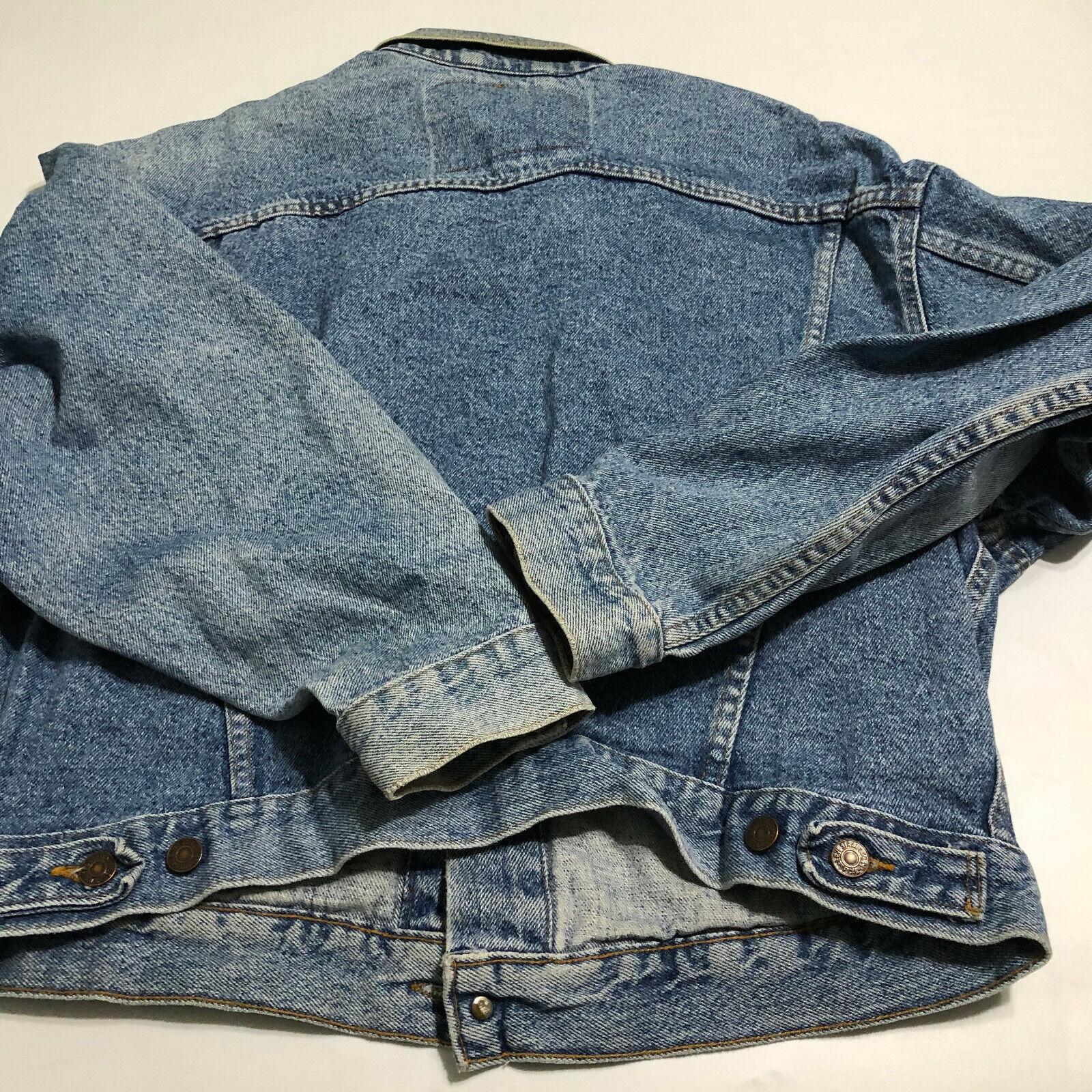 Vintage 80 90's LEVIS 70598-4891 USA Acid Washed … - image 5