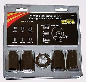Lang Kastar 755 6 Piece Wheel Stud Installer Set Ebay