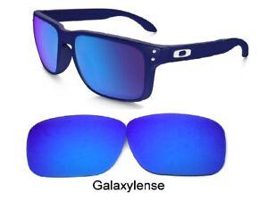 b96c950594bef La imagen se está cargando Galaxy-Lentes-de-Repuesto-para-Oakley-Holbrook- Azul-