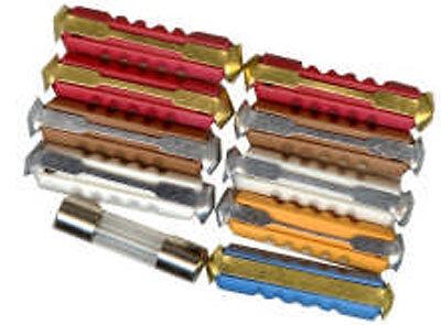 662 Boite de 10 Mini Fusible Fusibles Enfichables Staetites pour Citroen