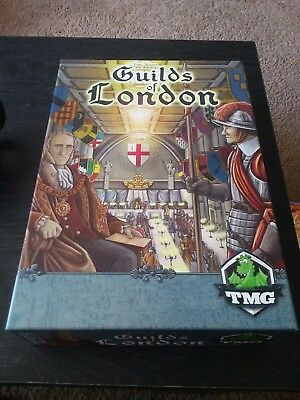 GUILDS BOARD GAME BRAND NEW /& SEALED