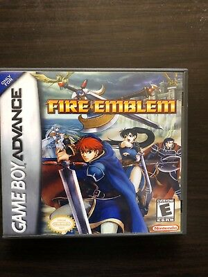 Buy Now Cheap Sale Fire Emblem game Boy Advance   custom Case Only!!