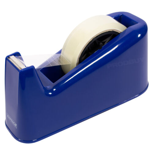 Dispensador de cinta 25mm Azul Heavy Duty Cellotape SELLOTAPE Hogar Escritorio Envoltura De Regalo