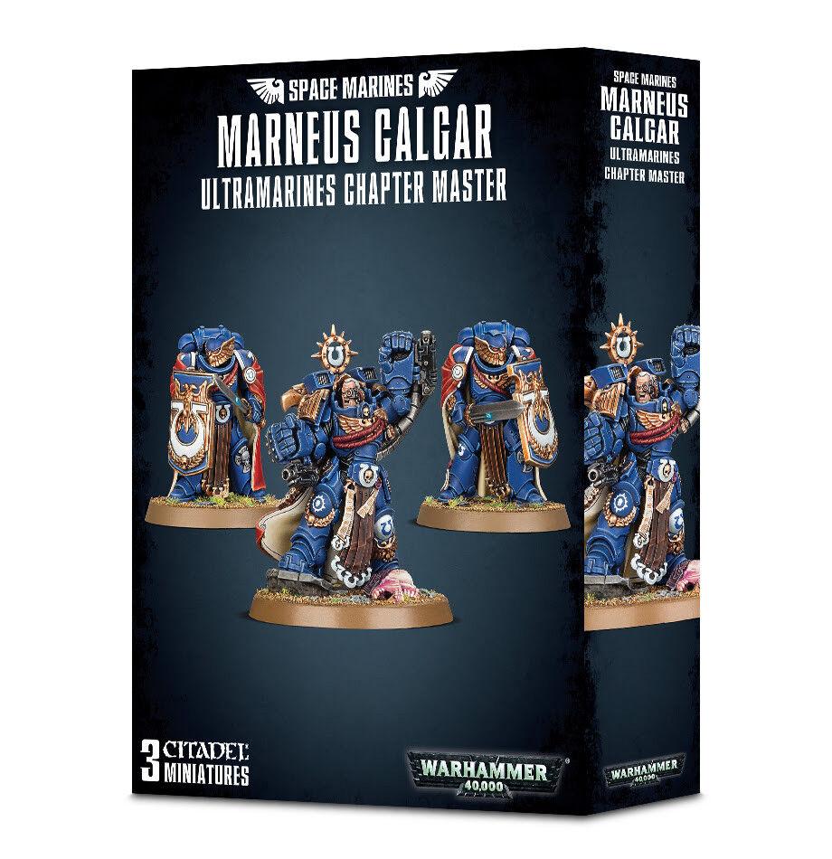 Warhammer 40K  Marneus Calgar 48-40