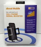 Zb Sb-u Cell Phone Signal Booster Amplifier For Motorola G4 Play Galaxy S7 J3