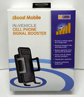 Zb Sb Cell Signal Booster Amplifier Help Boost Total Wireless Mobile Service