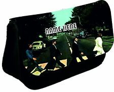 THE BEATLES ABBEY ROAD PERSONALISED PENCIL CASE