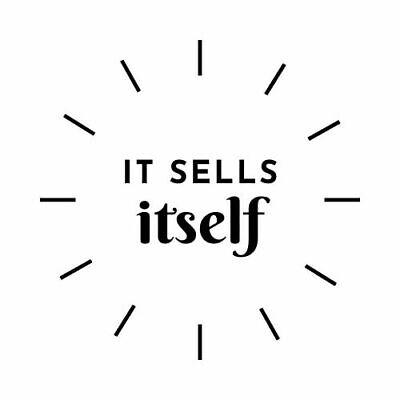 It Sells Itself