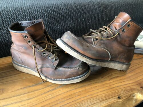 Mens Red Wing Boots 6.5 10875