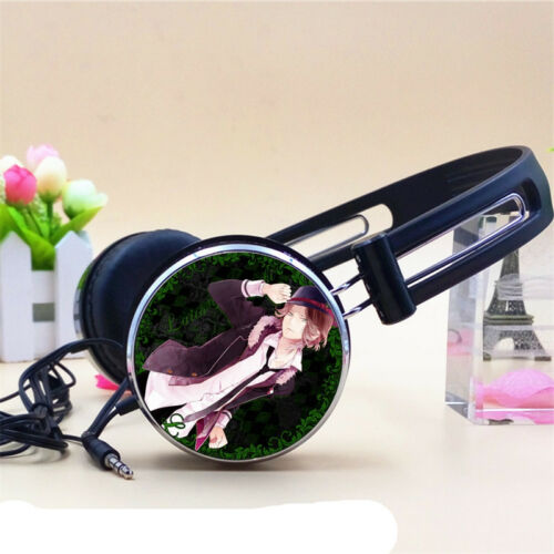 Anime DIABOLIK LOVERS Earphone Headhone 3.5mm for Phone PC 12