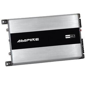 AMPIRE-MBM100-4-2G-4-Kanal-Stereo-Auto-Endstufe-Auto-Verstarker-400W-RMS
